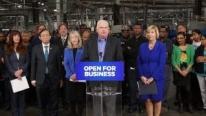 Ontario Open for Business